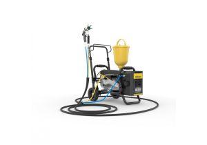 SuperFinish 23 Plus AirCoat + AB100 compresseur