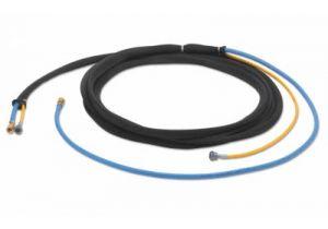 AirCoat slangenset incl. beschermingshoes, DN4 - 15m