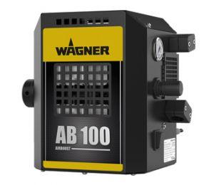 Compressor AirBoost 100, voor de SuperFinish 23 plus